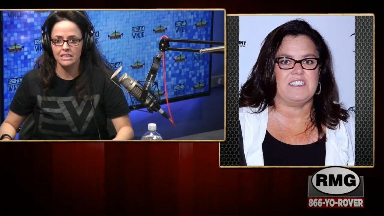 Caller Says Duji Looks Like Rosie O Donnell