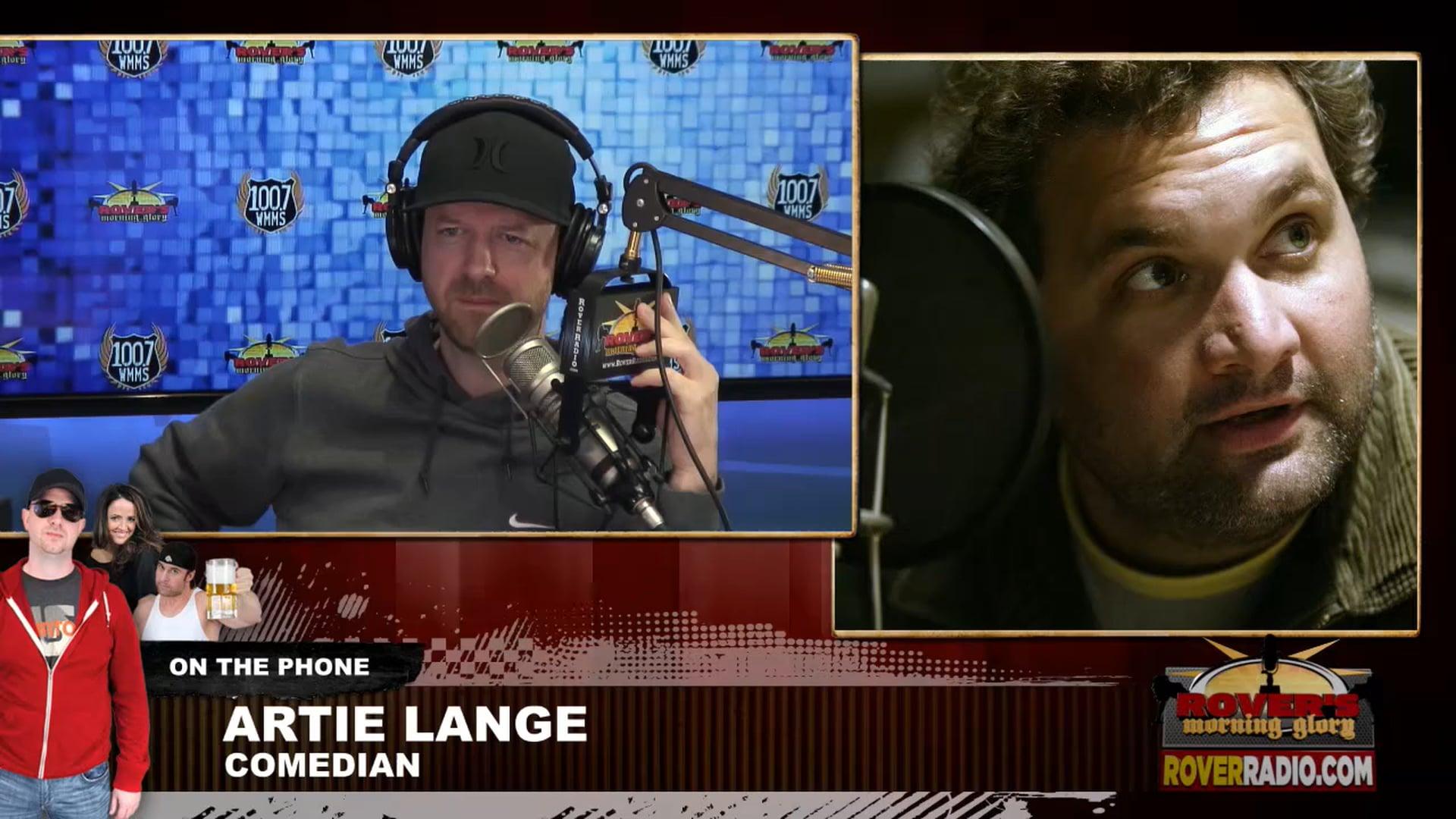 Artie Lange Girlfriend